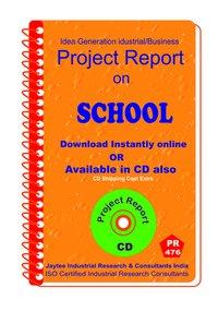 School Establishment Project Report eBook