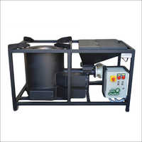 Continous Feeding Cooking Stove