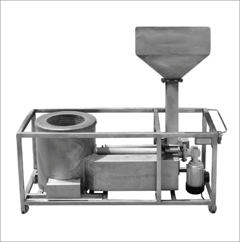 CFS - Turbo Mawa Machine