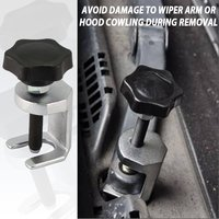 FIT TOOLS Light Windscreen Wiper Arm Remover ( Fit Opening dimension:15.2mm)