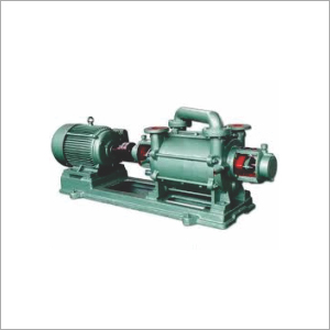 Water Ring Vacuum Pumps Double Stage