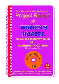 Women's Hostel Establishment Project report eBook