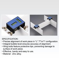 FIT TOOLS Precision Alignment L ,T , I Type Welding Clamp