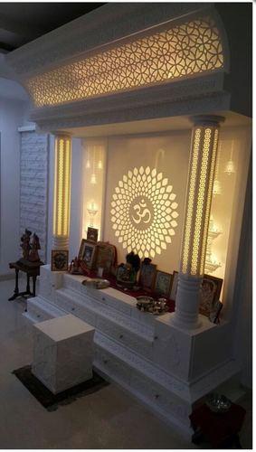 Decorative Wooden Temple