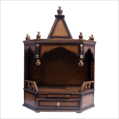 Teak Decorative Wooden Temple