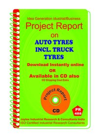 Auto Tyres incl. Truck Tyres manufacturing eBook