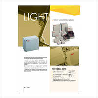 Light Junction Boxes IP65