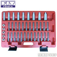 FIT TOOLS Turnbuckles for Shock Absorbers Remover and Installer Caps (39 pcs) Kit