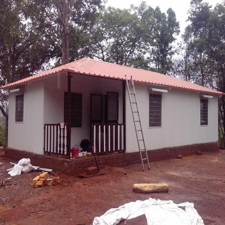 Prefabricated Cottage