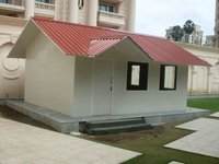 Prefabricated Office with House
