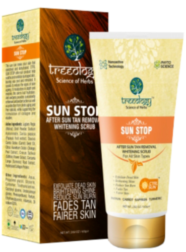 SPF 50 Sunscreen Cream