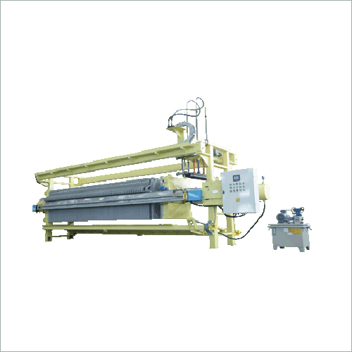 Programmed Controlled Filter Press