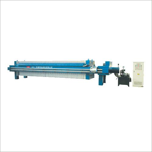 Mechanical Filter Press