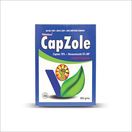 Captan 70% + Hexaconazole 5% WP