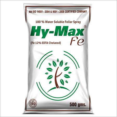 Hy-Max Fe (Water Soluble Foliar Spray)