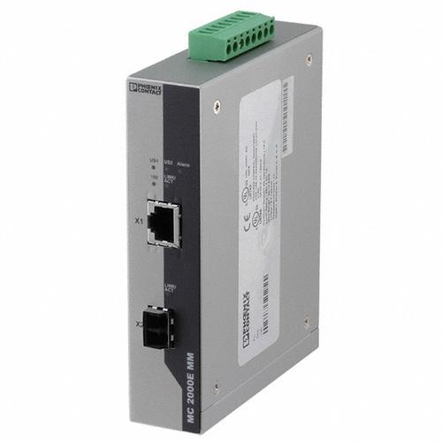FO converters - FL MC 2000E LC - 2891056