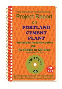 Portland Cement Plant II manufacturing Project Report eBook