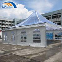 10m Transparent Pagoda Tent
