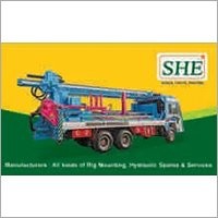 Bore Well Drilling Rigs Manufacturers
