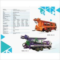 Water Drilling Rigs Manufacturers In Tiruchengode