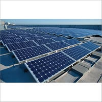 Grid Connected Rooftop Solar Power Plant