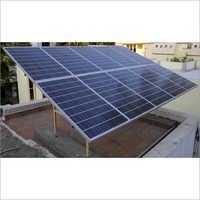 Off Grid Rooftop Solar Power Plant