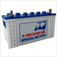 100 Ah E Rickshaw Battery