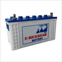 120 Ah E Rickshaw Battery
