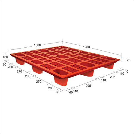 Fumigated Wooden Pallet