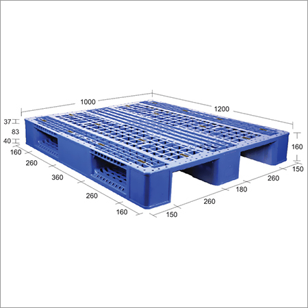 RI 121016 GT SD 3S - Injection Molding Pallets