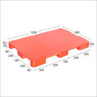 RI 1280125 FT 9L - Injection Molding Pallet
