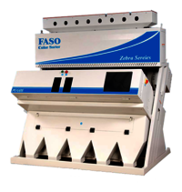 Fried Gram Color Sorter Machine