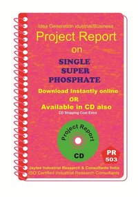 Single Super Phosphate manufacturing Project report eBook