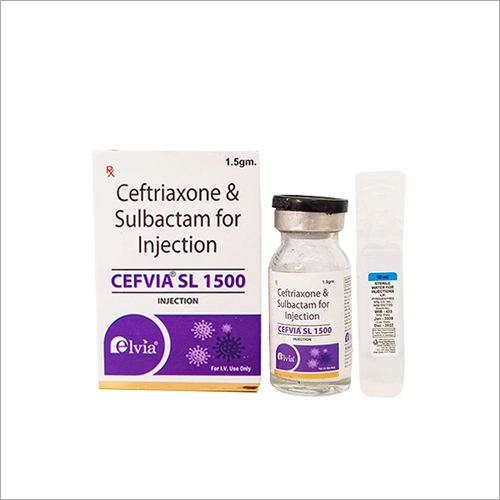 Woxicef-SL 1500 Injection