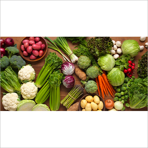 Mix Fresh Vegetables