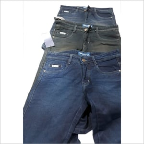 Men Stretch Denim Jeans