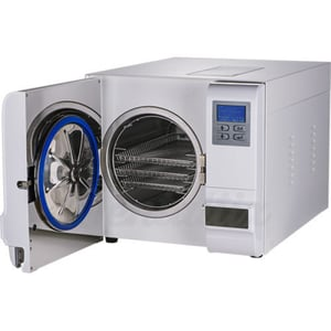 Front Loading Flash Autoclave