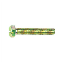 Hex Slotted Bolt