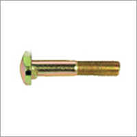 Round Square Head Bolt