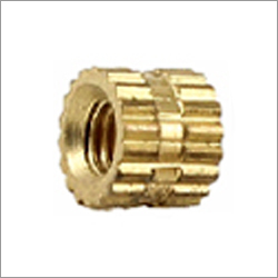 Brass Inserts Fittings