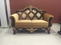 Carved Sofa Set