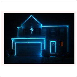 Residential LED Light Decor Services