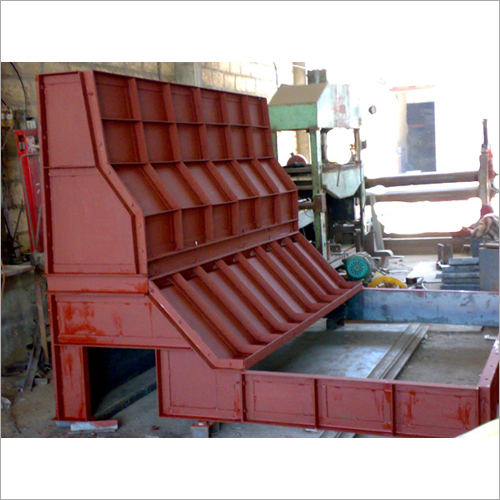 Concrete Barrier Mould