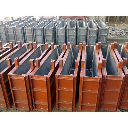 Solid Steel Concrete Block