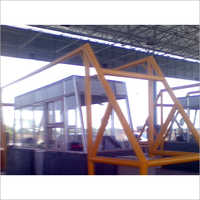 Toll Booth Protection Pipe