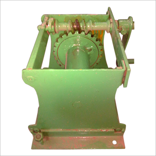 Wire Winch Machine