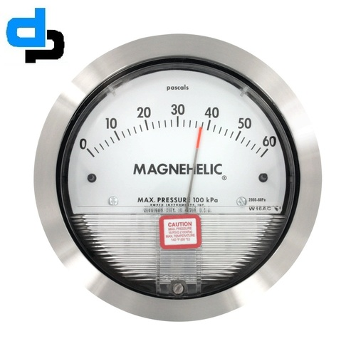 Dwyer Series 2000 Magnehelic Differential Pressure Gauge