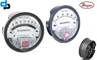 Dwyer USA Magnehelic Gauges 0 To 1.0 Inch WC
