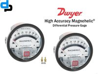 Dwyer USA Magnehelic Gauges 0 To 2.0 Inch WC