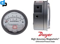 Dwyer USA Magnehelic Gauges 0 To 4.0 Inch WC